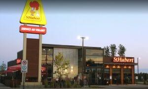 Restaurant St-Hubert